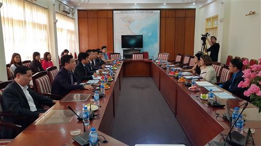 Ngân hàng Thế giới  Trường Đào tạo, bồi dưỡng cán bộ tài nguyên và môi trường Hợp tác để nâng cao năng lực về an toàn môi trường xã hội ở Việt Nam.jpg